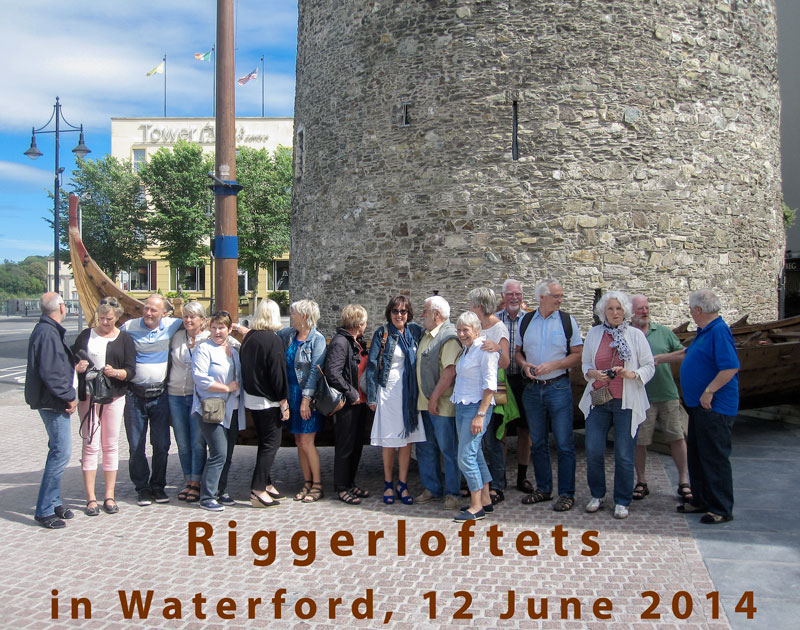 Riggerloftets in Waterford