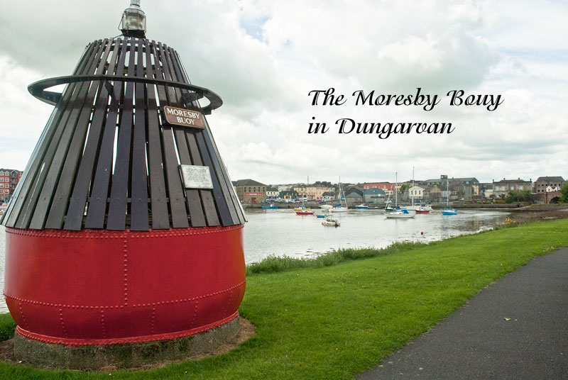 Moresby Buoy