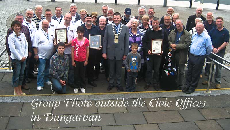 Group at Dungarvan